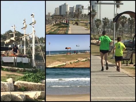 Tel Aviv Boarwalk
